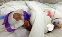 'World's Lightest' Baby, Born the Weight of an Apple, Goes Home After 13 Months in Hospital