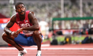 Bromell Sets World-Leading Time in 100m After Tokyo Disappointment