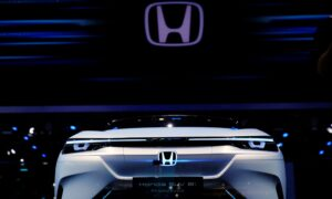 Honda Targets Annual Sales of 70,000 Prologue Electric Vehicles in US From 2024