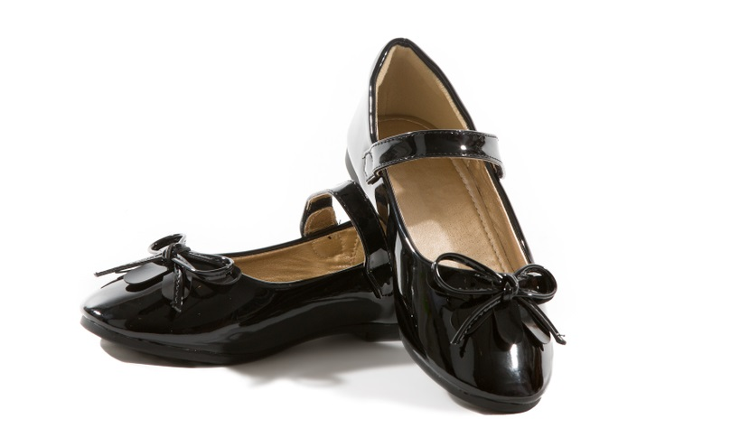 Black,Patent,Leather,Mary,Jane,Shoes