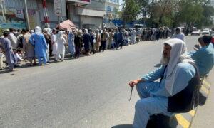 Taliban Expand Economic Team as Afghan Crisis Deepens
