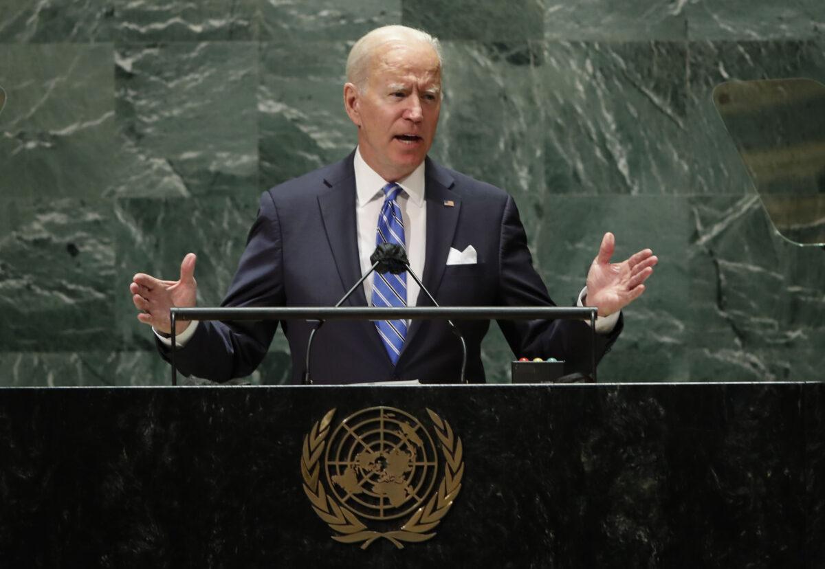 Biden at UN