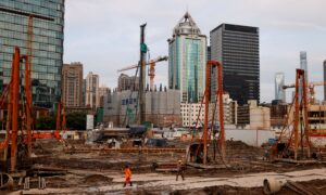 Growth Forecast for Developing Asia Downgraded as COVID Persists