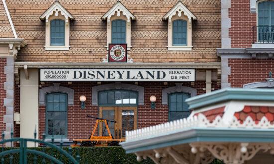 Disneyland Honors Fallen Marine from Afghanistan Attack
