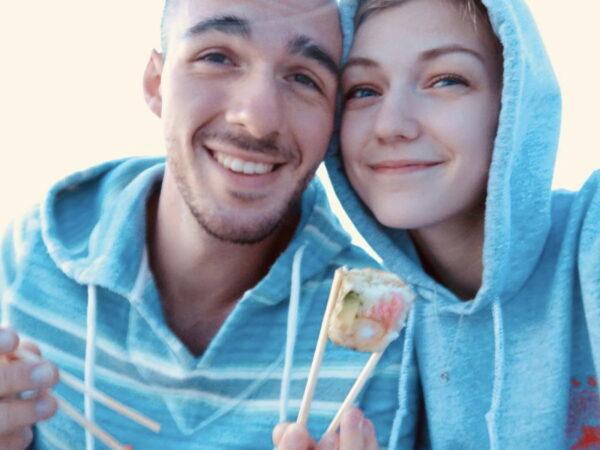 Gabrielle Petito and Brian Laundrie