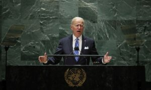 Biden Gives First Address to UN General Assembly as Some US Alliances Face Tensions