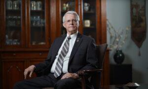 RetiredState Senator in New Battle Against Domestic Communism
