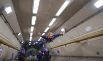 Film Crew Prepares to Make Movie in Space