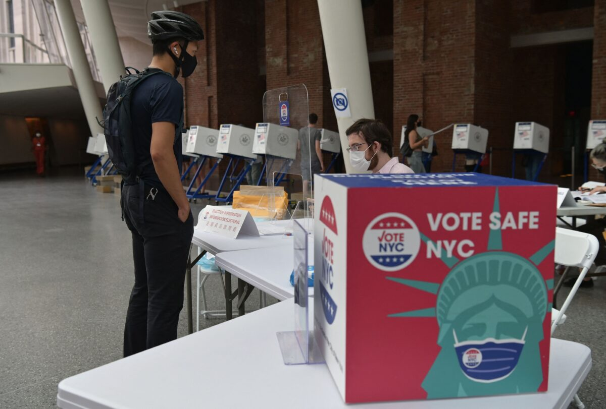 NYC Lawmakers Want to Let Non-Citizens Vote in Local Elections