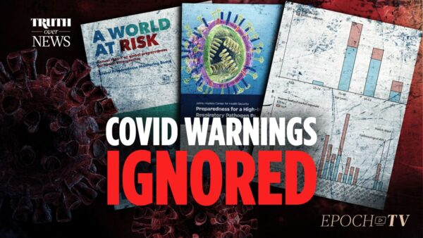 WHO Repeatedly Ignored Evidence of Possible Earlier Start of Outbreak | Truth Over News