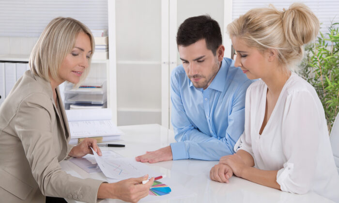 Credit counseling should be a second choice to getting out of debt on your own, but better than claiming bankruptcy. (Jeanette Dietl/Shutterstock)