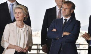 EU Postpones Trade Talks With Australia Following Submarine Row