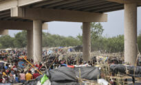 Experts: Del Rio Bridge Shantytown Could Cause Outbreak of COVID-19, Other Diseases