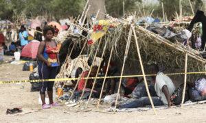 How the Haitian Border Crisis Under a Del Rio Bridge Unfolded