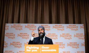 Jagmeet Singh Defends NDP's Election Showing Despite Meagre Caucus Growth