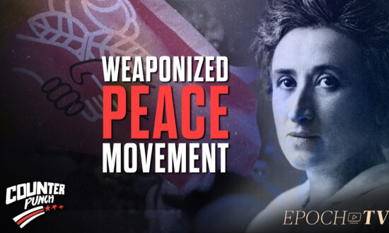 Portrait of an Influential American Communist Who Weaponized the Peace Movement