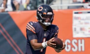 Fields to Make First Start for Bears With Dalton Injured
