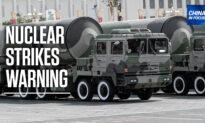 China Expert Warns Australia of Nuclear Strikes