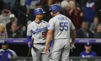Pujols Hit in 10th, Dodgers Beat Rox, Stay Close in NL West