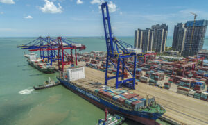 China's Quest to Dominate Global Shipping Ports Poses Security Risks: Experts