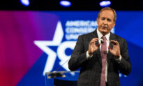 Biden's COVID-19 Vaccine Mandate for Private Businesses 'Unconstitutional': Texas AG Ken Paxton