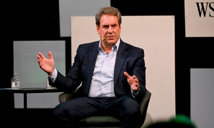 General Motors CEO Mark Reuss attends an event in New York on May 20, 2019. (Nicholas Hunt/Getty Images)