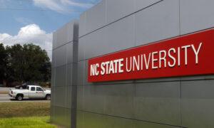 North Carolina State Professor Alleges 'Woke Mob' at University Discriminated Against Him; Files Lawsuit