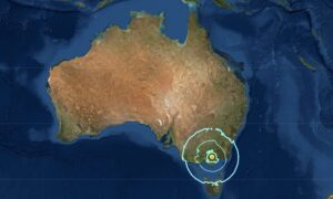 Magnitude 5.8 Earthquake Strikes Australia's Victoria, Tremors Felt Widely