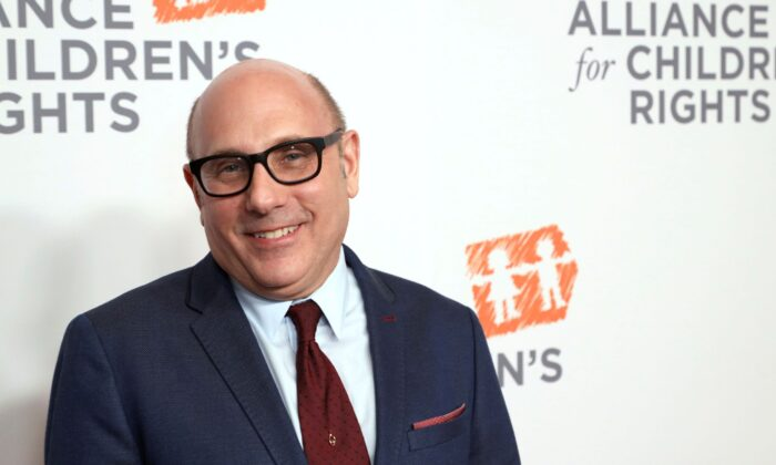 Willie Garson arrives at The Alliance for Children's Rights 28th Annual Dinner in Beverly Hills, Calif., on March 5, 2020. (Willy Sanjuan/Invision/AP)