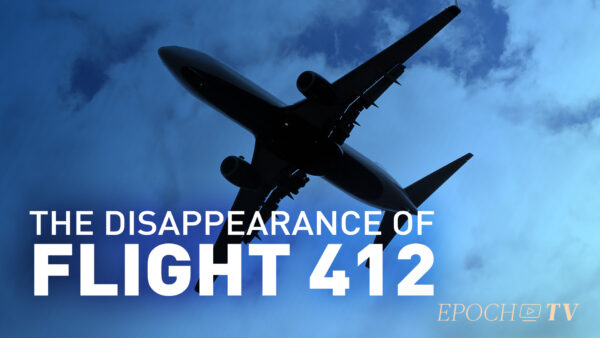 Disappearance of Flight 412—The Last Completed Film of Kent Smith