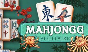 Mahjongg Solitaire: Epoch Games