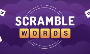 Scramble Words: Epoch Games