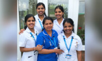 21-Year-Old Quadruplets in UK All Follow in Their Mother's Footsteps by Becoming Nurses