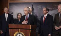 Republicans Filibuster Democrats' Election Bill