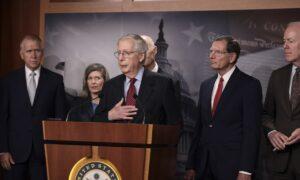 Republicans Filibuster Democrat's Election Bill