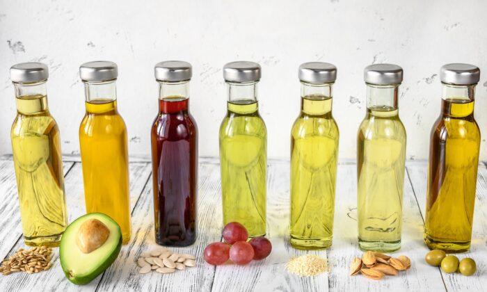 An easy, healthy diet change is to switch unhealthy oils we eat for healthy ones. (Alexander Prokopenko/Shutterstock)
