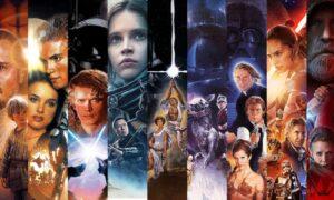 Rank the Best Star Wars Movies