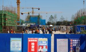 China's Debt Crisis Goes Far Beyond Evergrande
