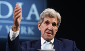 John Kerry Draws Criticism for Brushing Off Question on CCP's Crimes Against Uyghurs