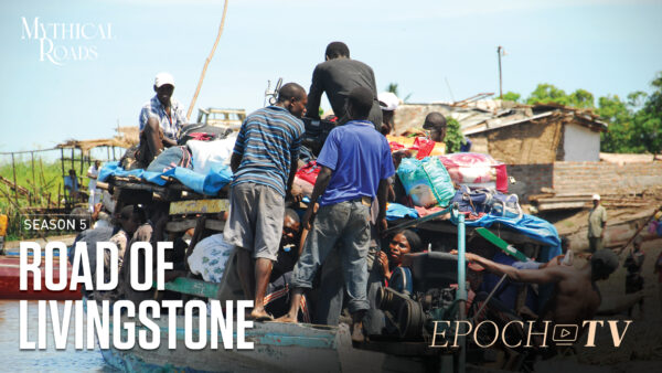The Road of Livingstone