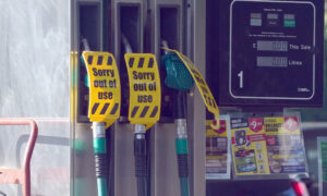 UK Government Urges Against Panic Buying Following Fuel Supply Disruption