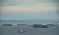 COVID-19 Pandemic Lockdowns Caused Jams at California Ports