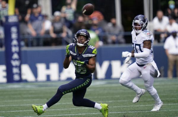Seattle Seahawks wide receiver Tyler Lockett