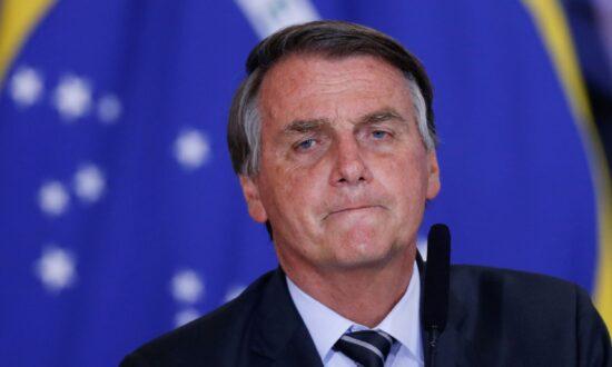 Brazil's Bolsonaro Says UK's Johnson Sought 'Emergency' Food Deal, British Embassy Differs