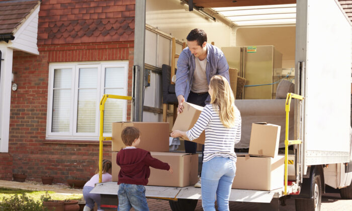 Decluttering before you move will help you lighten your load and set up your future home for success in the process. (Monkey Business Images/Shutterstock)