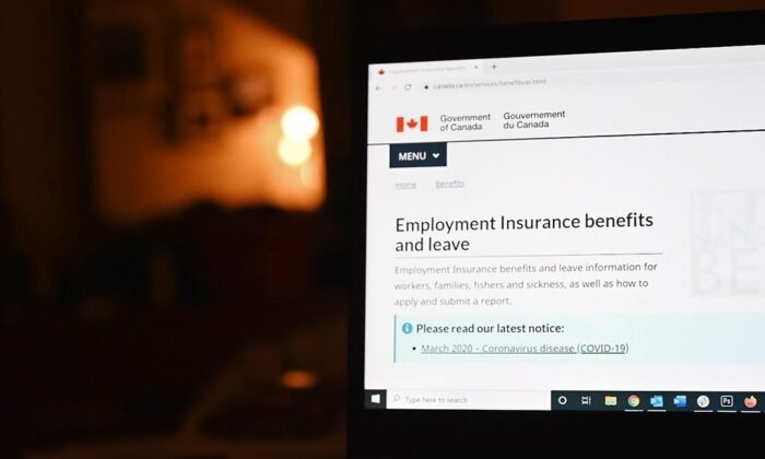 There's a new set of rules related to the federal employment insurance program effective Sept. 26, 2021. (The Canadian Press)