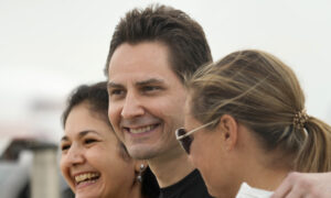 'Two Michaels' Back in Canada After Nearly 3 Years of Captivity in China