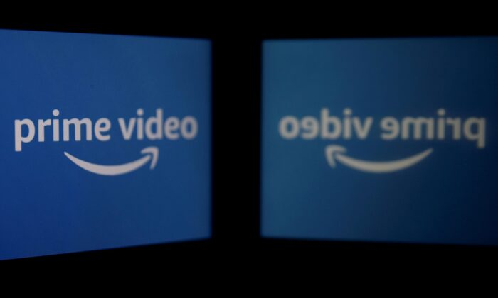The logo of streaming service Amazon Prime Video is seen in this illustration picture taken on March 5, 2021. (Danish Siddiqui/Reuters)