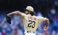 Gallen, Marte Help Diamondbacks Slow Down Dodgers 7-2