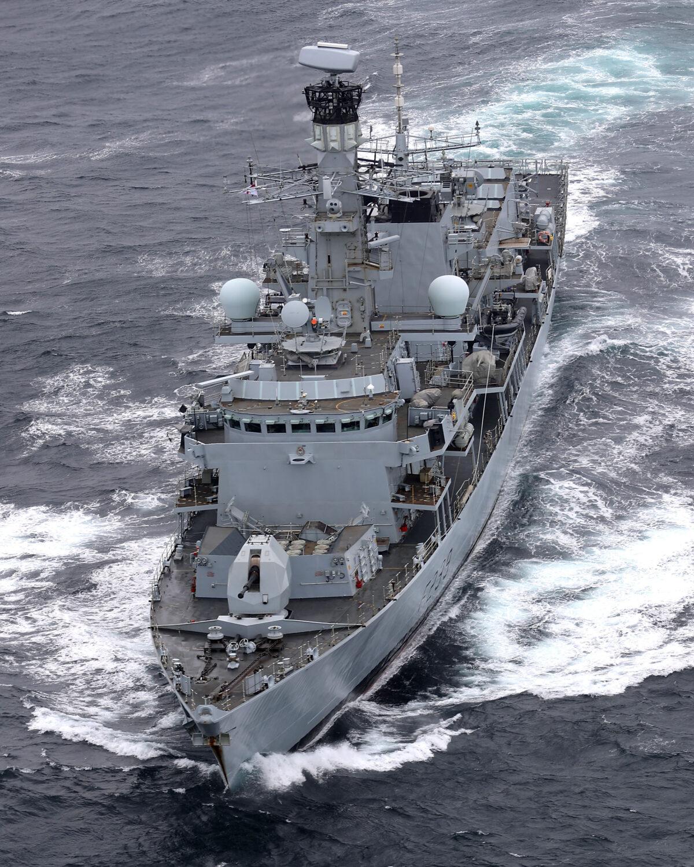 HMS Richmond